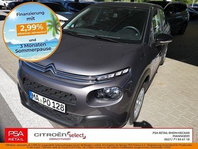 gebraucht Citroën C3 Feel PureTech83 5tür. *StylePaket *Aribump *SHZ *EPH