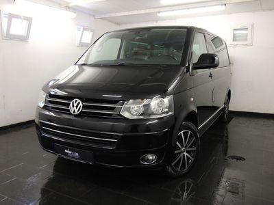 gebraucht VW Multivan T52.0 BITDI 4M 7-SITZER NAVI AHK PDC