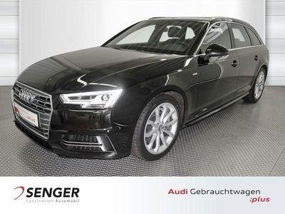 gebraucht Audi A4 Avant Sport 3,0TDI Assistent-Paket S line Sel