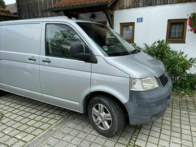 gebraucht VW Transporter T5 Volkswagen / Camper Wohnmobil