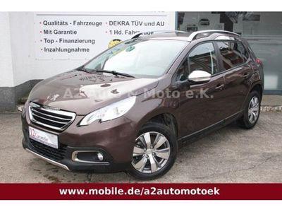 gebraucht Peugeot 2008 Style*EURO6*Tempomat*Touchscreen*MFL*PDC*