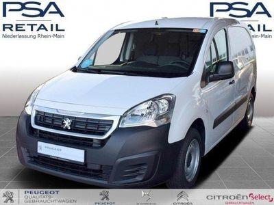 gebraucht Peugeot Partner KW Premium L1 B-HDI 100 EURO 6 *KLIMA*EPH*