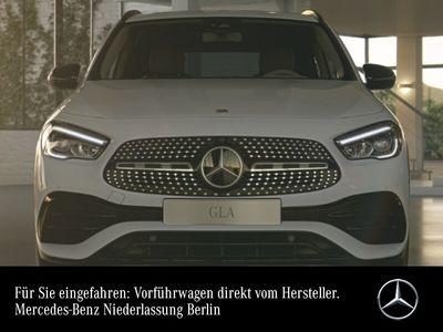 gebraucht Mercedes GLA200 AMG LED Night Kamera Spurhalt-Ass PTS