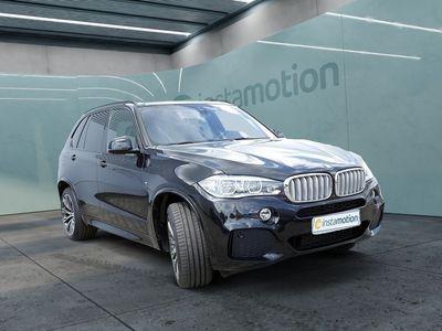gebraucht BMW X5 X5xDrive 40dA M Sport PANO+LEDER+NAVI+H/K+MEM+L