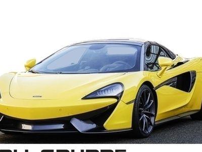 gebraucht McLaren 570S Spider MY18 Sicilian Yellow