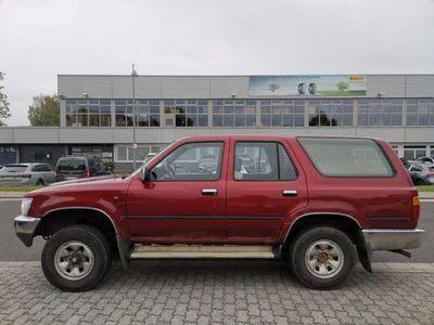 gebraucht Toyota 4 Runner ALLRAD ( Bald **) TÜV: 06/2022*