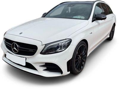 gebraucht Mercedes C43 AMG C 43 AMGAMG 4M T Burmester/Comand/Pano.-Dach/360∞