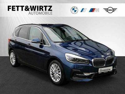 gebraucht BMW 225 xe AT Luxury Navi LED RFK LR ab 299- br.o.A.
