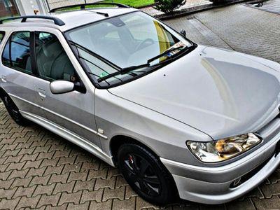 gebraucht Peugeot 306 ** Break XS,Benzin,2.Hd,Klima,TÜV NEU,Kombi **