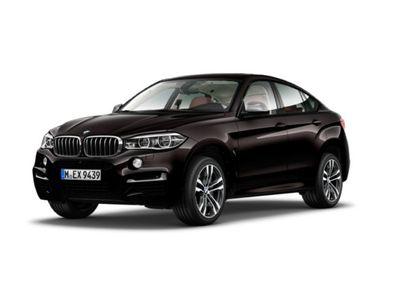 used BMW X6 M50d