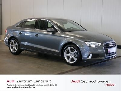 gebraucht Audi A3 Limousine 1.5 TFSI sport Navi Sportsitze Sitzh.