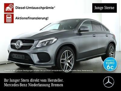 gebraucht Mercedes GLE350 Cp. d 4M