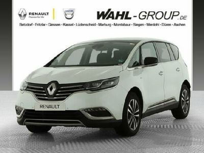 gebraucht Renault Espace Limited DELUXE TCe 225 EDC (7SITZ/ALLW/WINTER)