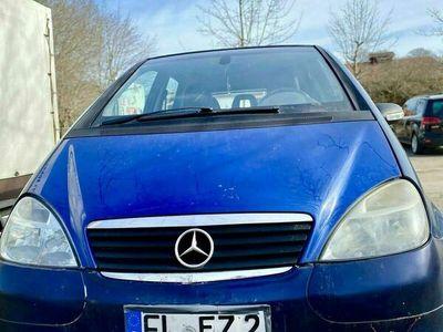 gebraucht Mercedes 170 A Klasse CDI