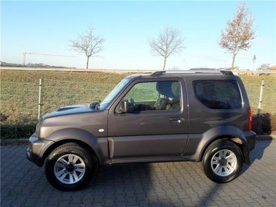 gebraucht style ranger suzuki jimny 2014 km in rheinfelden. Black Bedroom Furniture Sets. Home Design Ideas