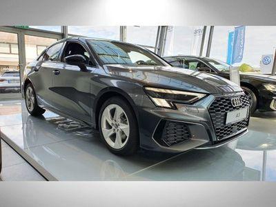 gebraucht Audi A3 Limo S line 35TFSI 150PS 49 tsd