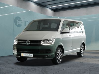 gebraucht VW Multivan T6 Multivan T62.0 TDI SCR Generation Six BMT EU6