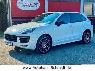 gebraucht Porsche Cayenne GTS Panorama LED Chrono SportAbgas Luft