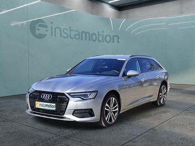 gebraucht Audi A6 A6Avant 50 TDI qu 19 ACC MATRIX OPTIK SCHW. Sport