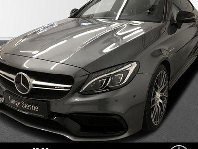 gebraucht Mercedes C63S AMG Coupé Drivers P.+Burmester+Comand