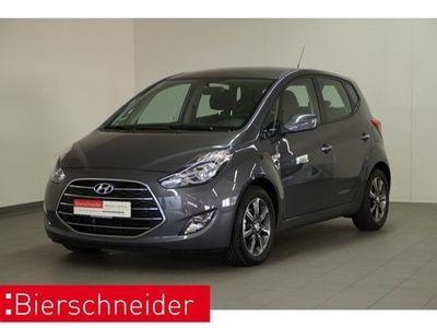 gebraucht Hyundai ix20 blue 1.4 YES! Silver Blue KLIMA SHZ PDC
