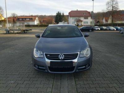 gebraucht VW Eos 1.4 LEDER XENO SCHIEBEDACH TÜV-AU NEU