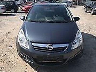gebraucht Opel Corsa navi 1.0 12V