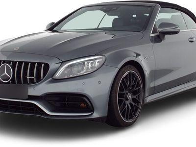 "gebraucht Mercedes C63 AMG C 63 AMGAMG Cabrio 20"" Performance Burmester HUD LE"