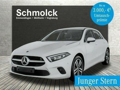 gebraucht Mercedes A250 PROGR/MBUX/LED/BURMESTER/AMBIENTE/SPIEGEL