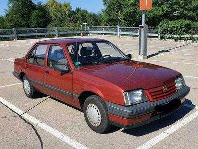 gebraucht Opel Ascona C 1.6 H-Kennzeichen