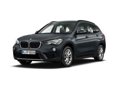 used BMW X1 xDrive18d