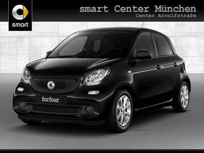 gebraucht Smart ForFour 52kW passion DCT cool&Audio SHZ Pano PDC
