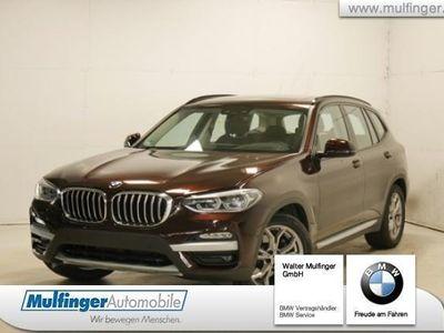 gebraucht BMW X3 xDrive 30d AdapFahrw AHK xLine DrivAss Standh