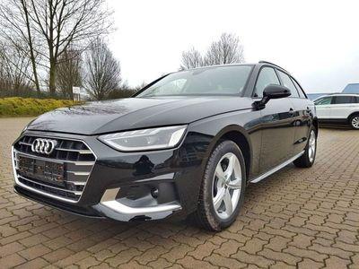 gebraucht Audi A4 Avant Advanced 40TFSI 140KW/190PS-NAVI-LED-KAMERA