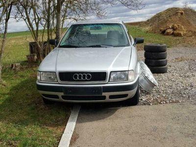 gebraucht Audi 80 viele Teile neu