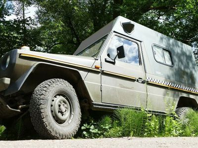 gebraucht Mercedes G230 (GE) Steyr-Daimler-Puch