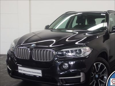 "gebraucht BMW X5 xDrive40d S-Aut+Navi+Leder-Xenon+B&O+PGSD+19"""