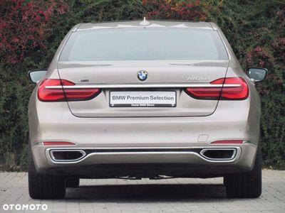 gebraucht BMW 740L Baureihe 7 d xDrive