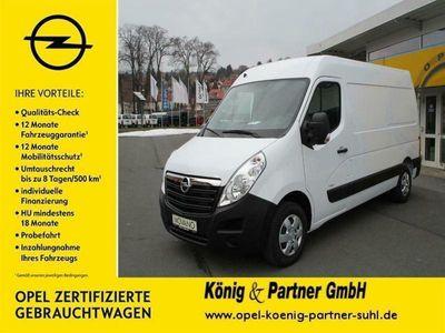 gebraucht Opel Movano KaWa L2H2 3,5t *GEWERBEANGEBOT*