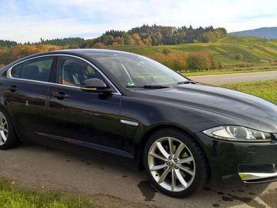 gebraucht Jaguar XF 2.2 Diesel