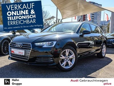 gebraucht Audi A4 Avant Sport 2.0TDI S-Trc Navi SitzH Leder EinparkH