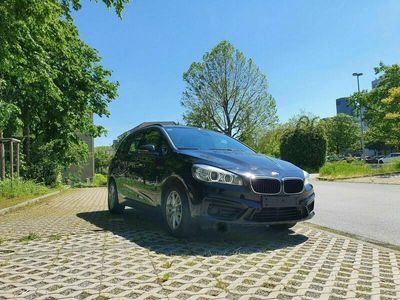 gebraucht BMW 218 Gran Tourer//NAVI//LED