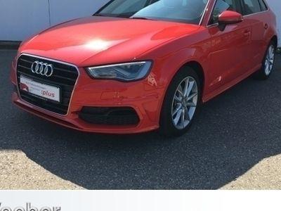 gebraucht Audi A3 1.4 TFSI S tronic S line AHK Navi LED Kamera