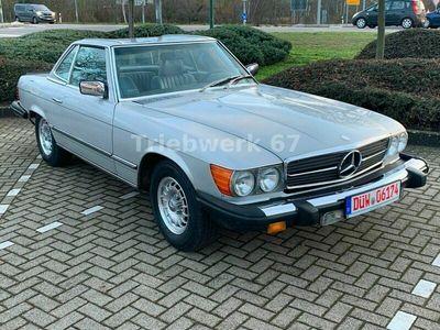 gebraucht Mercedes SL380 *TÜV*H-Kennzeichen*