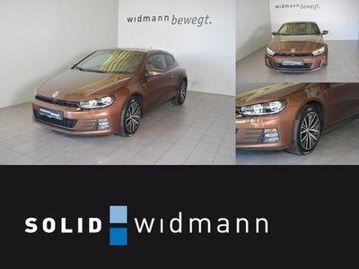 usado VW Scirocco 2.0 TSI Allstar Navi*Panorama*Kamera*