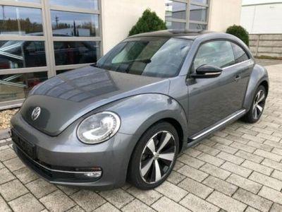 """gebraucht VW Maggiolino Sport 2.0TDI DSG Led Xenon 18"""" S.Dach"""