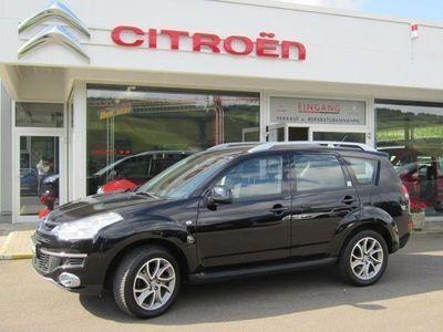 gebraucht Citroën C-Crosser HDi 2.2 Tendance