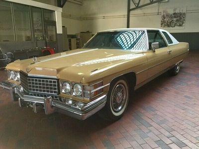 gebraucht Cadillac Deville Coupe, Originalzust. Deutsch als Sportwagen/Coupé in Nürnberg