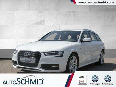gebraucht Audi A4 Avant S line Avant, Sportpaket,