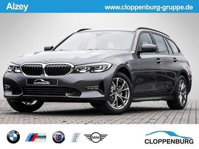 gebraucht BMW 318 d Touring Sport Line Tempomat Klimaaut. Shz